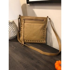 🔴  50%OFF Lucky brand 💯 leather bag